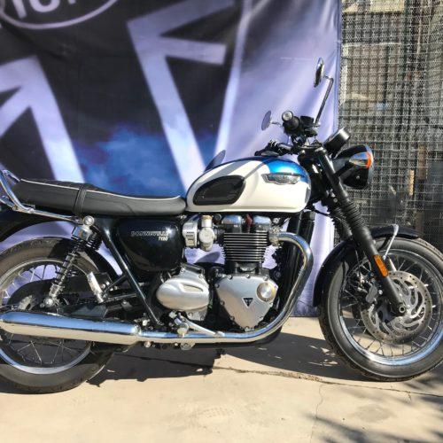 Bonneville T120 / 10.950€
