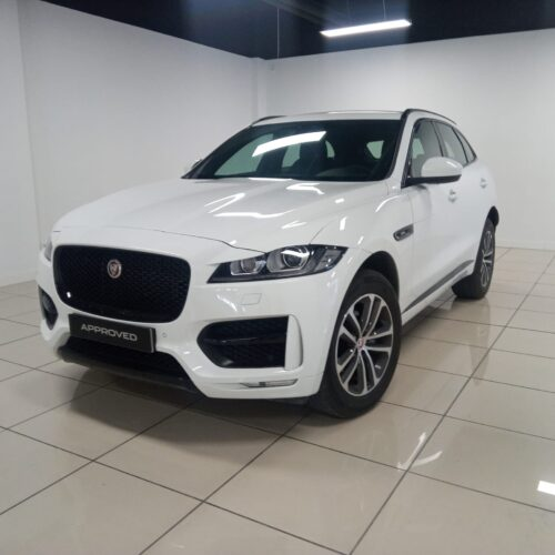 JAGUAR F-PACE P250 – RSport / 46.700€