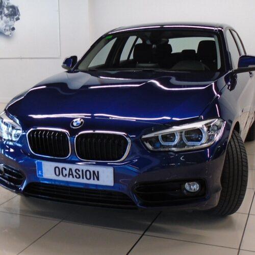 BMW 118d  14.500€